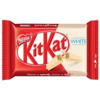 7 Unidades Chocolate Kitkat 4 Fingers 41,5g