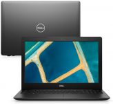 Notebook Dell Inspiron i15-3584-AS50P 8ª Geração Intel Core i3 4GB 256GB SSD Tela LED 15.6″ Windows 10 Preto