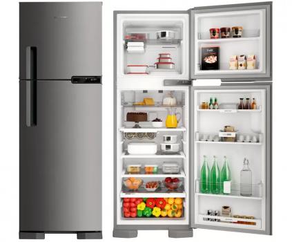 Geladeira/Refrigerador Brastemp Frost Free Duplex – 375L BRM44 HKBNA