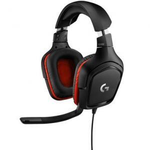 Headset Gamer Logitech Stereo - G332