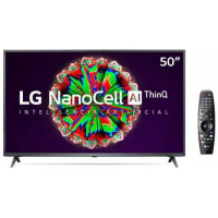 Smart TV NanoCell 4K LG LED 50