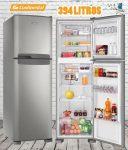 Geladeira/Refrigerador Frost Free Duplex Prata 394 Litros (TC44S)
