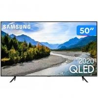 """Smart TV 4K QLED 50"""" Samsung 50Q60TA - Wi-Fi Bluetooth HDR 3 HDMI 2 USB"""