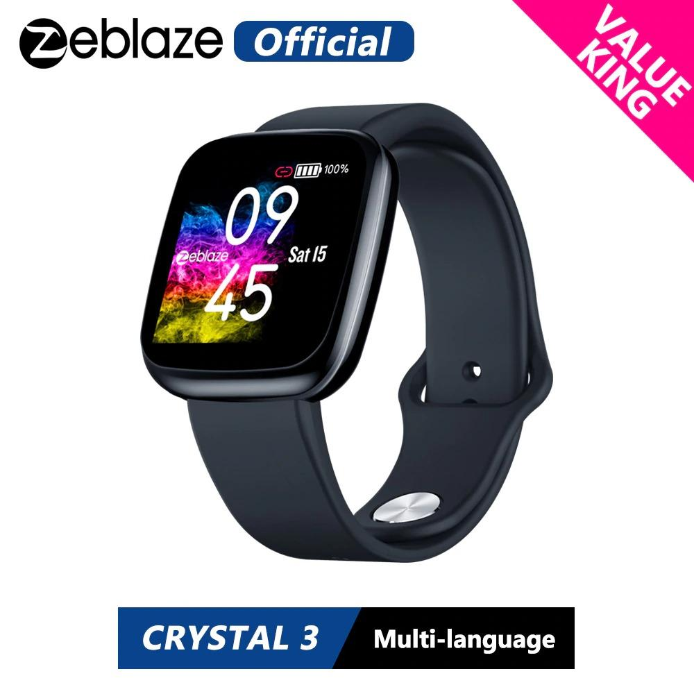 Zeblaze Cristal 3 Smart watch Cupom