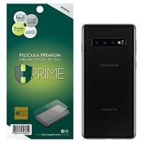 Pelicula Hprime invisivel para Samsung Galaxy S10 - VERSO, Hprime...