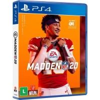 Game Madden NFL 20 - PS4