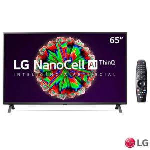 Smart TV NanoCell 4K LG LED 65