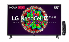 Smart TV LED 65″ UHD 4K LG NanoCell