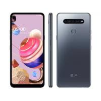 "Smartphone LG K51S 64GB Dual Chip 3GB RAM Tela 6,55"""