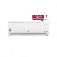Ar-Condicionado Split LG Voice Dual Inverter 9000BTUs Quente e Frio 220V - S4-W09WA51A