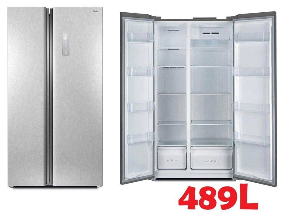 Geladeira/Refrigerador Philco Frost Free – Side by Side 489L PRF504I