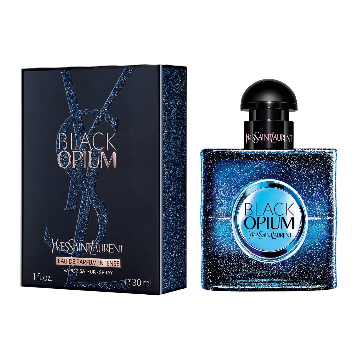 Perfume Feminino Black Opium Intense Yves Saint Laurent Eau de Parfum 30ml – Incolor