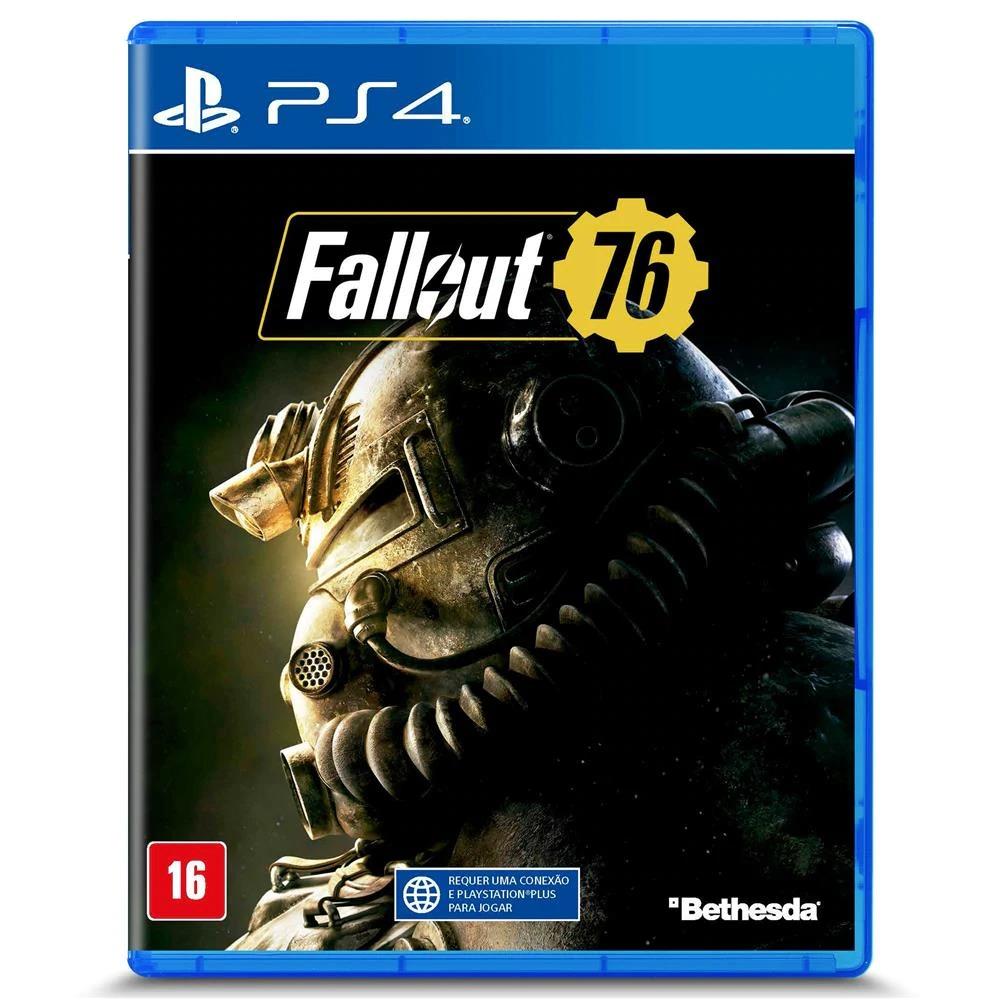 Jogo Fallout 76 – PS4