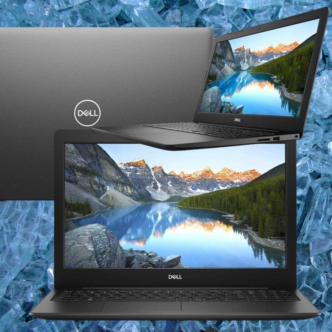 Notebook Dell Inspiron 15 3000, i15-3583-A05P, Intel Pentium Gold, 4 GB, 500 GB, Tela LED 15″ HD, Windows 10, Preto