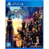 Kingdom Hearts III para PS4 - Square Enix