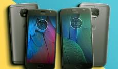 Smartphone Motorola Moto G5s Plus 64gb 4gb Ram Lte 5.5 Câm.13mp/13mp+8mp- Cinza