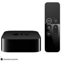 Apple TV 4K 32GB HDMI Bluetooth para iPhone iWatch iPad iPod Mac - MQD22BZ/A