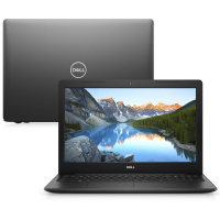 Notebook Dell Inspiron Ultrafino i15-3583-A3XP i5-8265U 8GB RAM 1TB Tela HD 15.6
