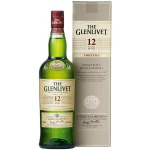 Whisky The Glenlivet 12 Anos 1L