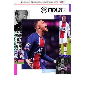 Jogo FIFA 21 Edição Standard - Xbox One e Xbox Series X S