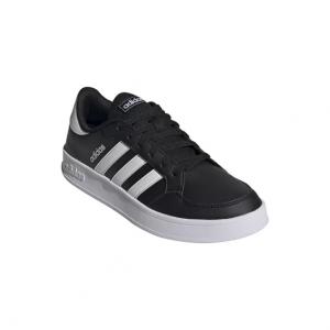 Tênis Adidas Breaknet Masculino - Preto e Branco