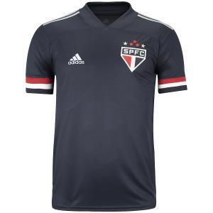 Camisa do São Paulo Iii 2020 Adidas - Masculina