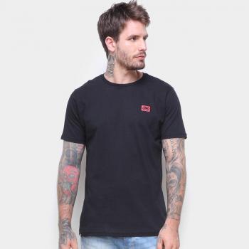Camiseta Ecko Fashion Básica Masculina – Preto
