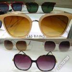 Óculos de sol LES BAINS, Feminino