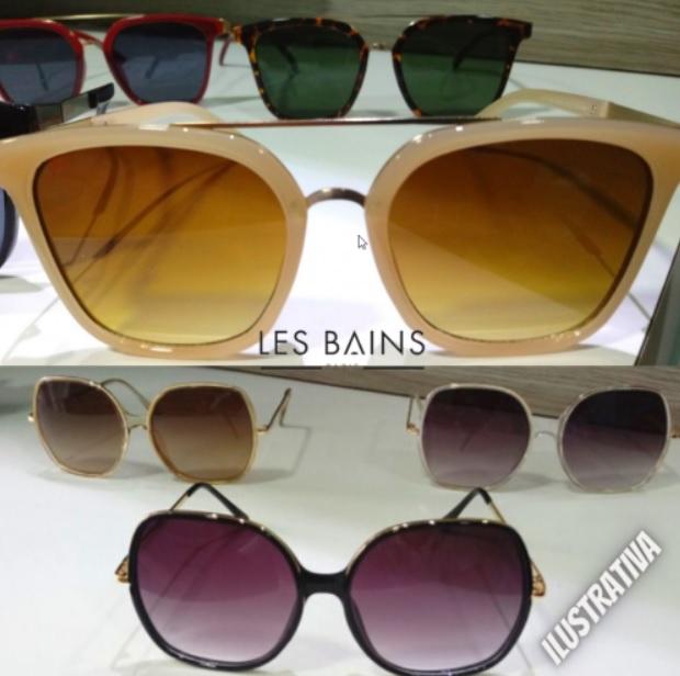 Óculos de sol, Tamarit, LES BAINS, Tamarit, Feminino