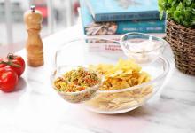 Saladeira e Petisqueira Acrílico – La Cuisine