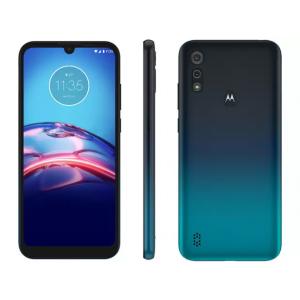 Smartphone Motorola Moto E6S 64GB Tela 6.1