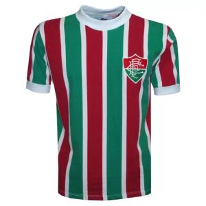 Camisa Liga Retrô Fluminense 80´s - Verde e Vermelho