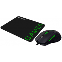 Combo Gamer Multilaser Mouse + Mousepad Mo273