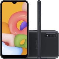 Smartphone Samsung Galaxy A01 32GB Dual Chip 2GB RAM Tela 5.7