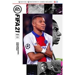 FIFA 21 Edição dos Campeões - Xbox One & Xbox Series X S