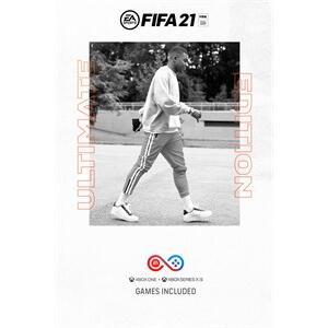 FIFA 21 Edição Ultimate - Xbox One & Xbox Series X S
