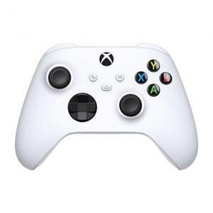 Controle Microsoft Xbox Serie Sem Fio Branco - QAS-00007