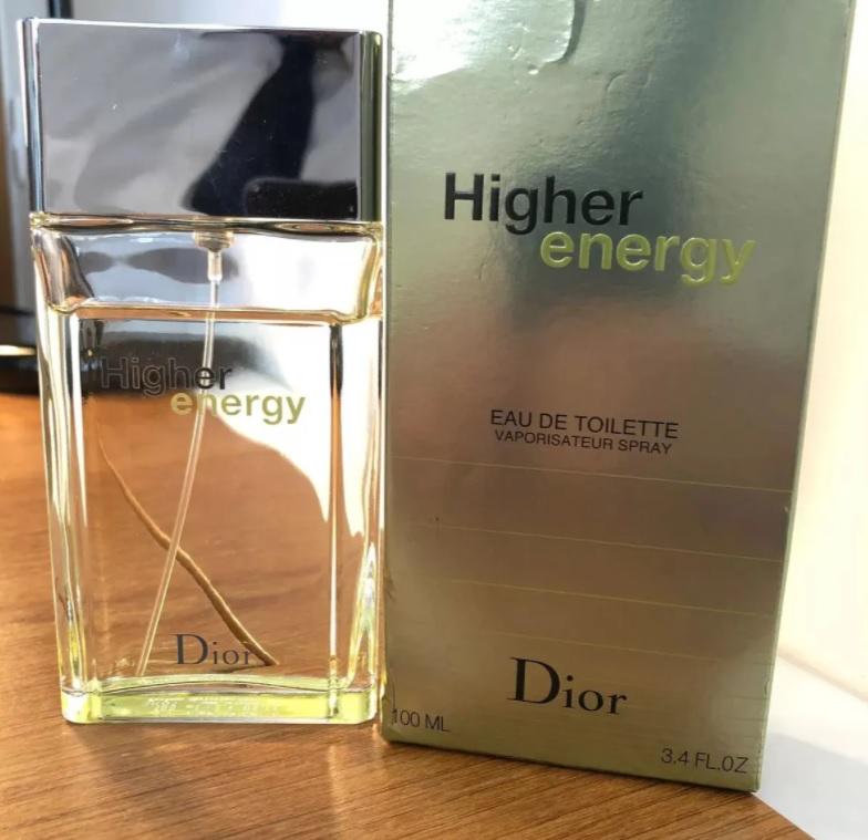 Higher Energy Dior – Perfume Masculino – Eau de Toilette