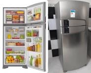 Geladeira/Refrigerador Consul Frost Free Evox – Duplex 405L CRM51 AKANA 110V