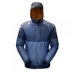 Jaqueta de Trilha Quechua Impermeável Sh100 Warm - Masculina