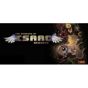 Jogo The Binding of Isaac: Rebirth - PC Steam