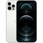 iPhone 12 Pro 128GB Prateado iOS 5G Wi-Fi Tela 6.1″ Câmera – 12MP + 12MP + 12MP + Sensor LiDAR – Apple
