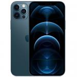 iPhone 12 Pro 128GB Azul Pacífico iOS 5G Wi-Fi Tela 6.1″ Câmera – 12MP + 12MP + 12MP + Sensor LiDAR – Apple