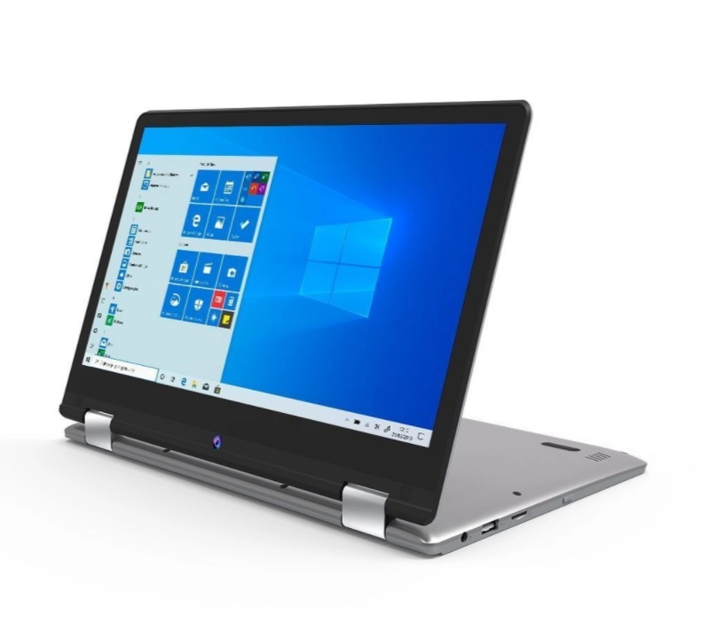 Notebook Positivo 2 em 1 Duo C464C Intel Celeron 4GB 64GB W10 IPS Full HD 11.6″
