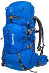 Mochila Cargueira Mountaineer 40+5L – Com Rain Cover Curtlo Azul