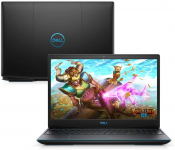 Notebook Gamer Dell G3 i5-9300H 8GB SSD 512GB Geforce GTX 1650 4GB Tela 15,6″ FHD W10 – G3-3590-A50P