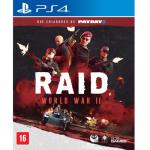 Game – Raid World War II – PS4