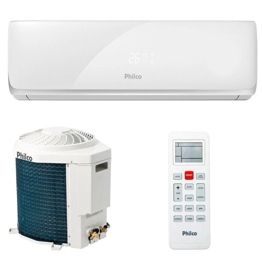 Ar Condicionado Split Philco 12000 BTUs Frio 220V PAC12000TFM9