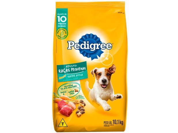 Ração para Cachorro Premium Pedigree – Raças Pequenas Adulto 10,1kg