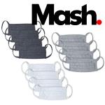 Máscaras de Proteção em Algodão Kit 6, Mash